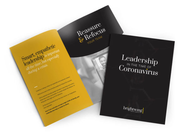 leadership during coronavirus ebook